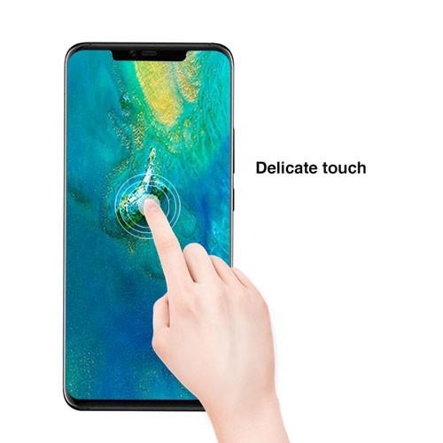 گلس فول چسب تمام صفحه گوشی Huawei Mate 20 Pro
