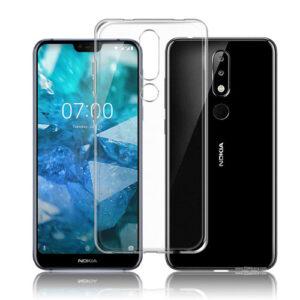 قاب محافظ ژلهای شفاف نوکیا 7.1 – Nokia 7.1