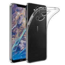 قاب محافظ ژلهای شفاف نوکیا 8.1 – Nokia 8.1