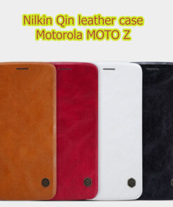 کیف چرمی موتورولا MOTO Z مارك Nillkin Qin