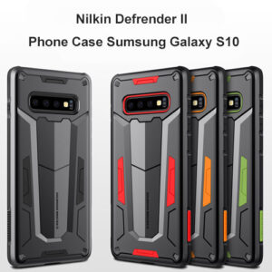 گارد محافظ سامسونگ گلکسی اس 10 مدل NILLKIN Defender case Ⅱ