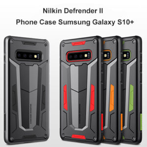 گارد محافظ سامسونگ گلکسی اس 10 پلاس مدل NILLKIN Defender case Ⅱ