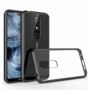قاب محافظ هیبریدی نوکیا 6٫1 پلاس (Nokia X6)