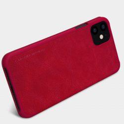 کیف چرمی اپل آیفون 11 مارک Nillkin Qin
