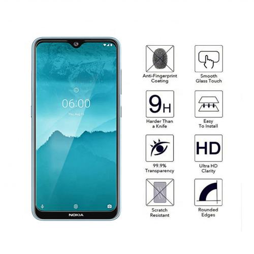 محافظ صفحه نمایش شیشه ای نوکیا 7.2