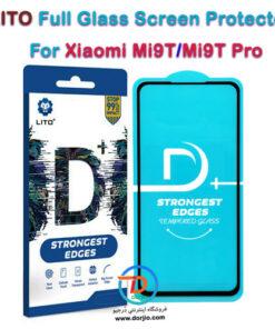گلس LITO فول +D شیائومی Mi 9T/Mi 9T Pro