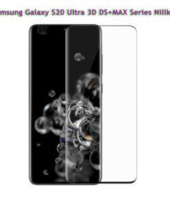 گلس 3D نیلکین +DS سامسونگ گلکسی S20 Ultra