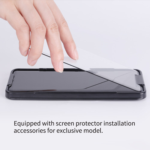 گلس شیائومی Mi 10 Pro مارک 3D نیلکین +DS