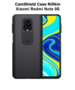 قاب شیائومی Redmi Note 9S مدل CamShield نیلکین