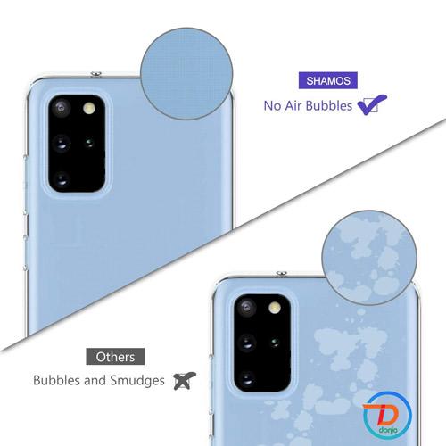 قاب محافظ ژلهای شفاف گلکسی S20 پلاس
