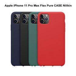 گارد سیلیکونی اپل آیفون 11 پرو مکس Flex Pure نیلکین