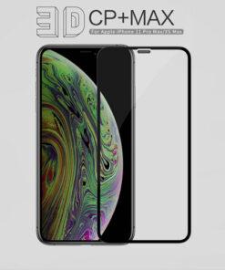گلس 3D اپل آیفون 11 پرو مکس مارك نیلکین CP+MAX