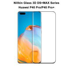 گلس 3D هوآوی P40 پرو مارک DS+MAX نیلکین