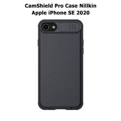 قاب iPhone SE 2020 مارک Camshield Pro نیلکین