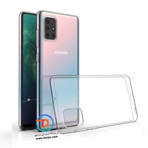 گارد ژلهای شفاف سامسونگ Galaxy A71