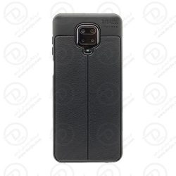 گارد ژلهای طرح چرم شیائومی Redmi Note 9 Pro