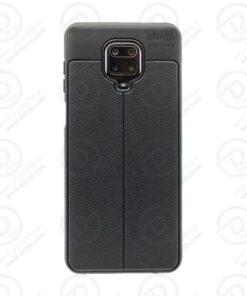 گارد ژلهای طرح چرم شیائومی Redmi Note 9 Pro Max
