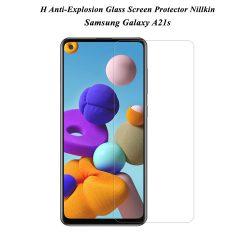 گلس سامسونگ Galaxy A21s مارک H نیلکین