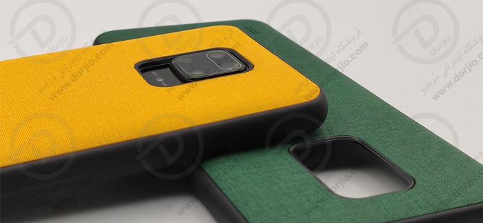 قاب روکش پارچهای شیائومی Redmi Note 9 Pro مارک COCO