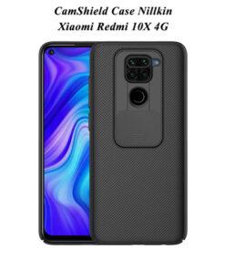 قاب شیائومی Redmi 10X 4G مدل CamShield نیلکین
