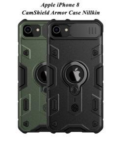 گارد رینگی نیلکین iPhone 8 مدل Camshield Armor