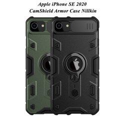 گارد رینگی نیلکین iPhone SE 2020 مدل Camshield Armor