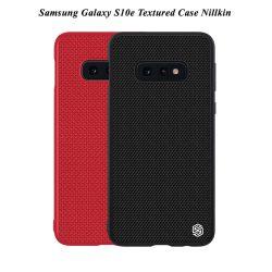گارد سامسونگ Galaxy S10e مارک Textured نیلکین