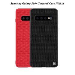گارد سامسونگ +Galaxy S10 مارک Textured نیلکین