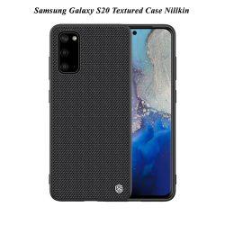 گارد سامسونگ Galaxy S20 مارک Textured نیلکین