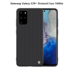 گارد سامسونگ +Galaxy S20 مارک Textured نیلکین