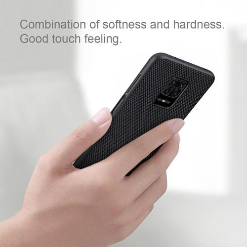 گارد شیائومی Redmi Note 9 Pro Max نیلکین Textured