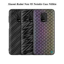 گارد شیائومی Redmi Note 9S مارک Twinkle نیلکین