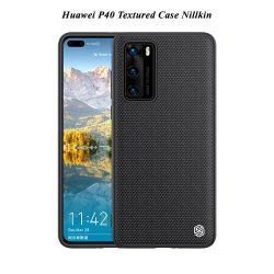گارد Huawei P40 مارک Textured نیلکین