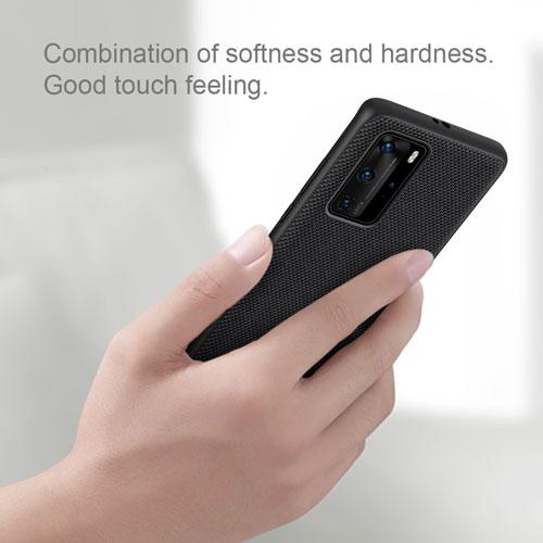 گارد Huawei P40 Pro مارک Textured نیلکین