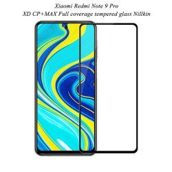 گلس نیلکین شیائومی Redmi Note 9 Pro مدل XD CP+MAX