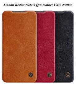 کیف چرمی شیائومی Redmi Note 9 مارک نیلکین