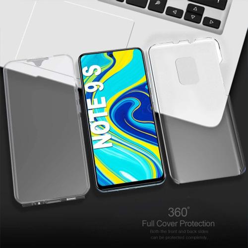 قاب محافظ دوطرفه شیائومی Redmi Note 9s / Note 9 Pro / Note 9 Pro Max