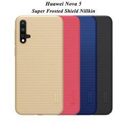 قاب محافظ هوآوی Huawei Nova 5 مارک نیلکین + استند