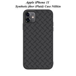 قاب نیلکین آیفون iPhone 11 مدل Synthetic fiber Plaid