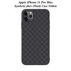 قاب نیلکین اپل iPhone 11 Pro Max مدل Synthetic fiber Plaid