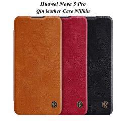 کیف چرمی هوآوی Huawei Nova 5 Pro مارک نیلکین