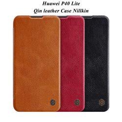 کیف چرمی هوآوی Huawei P40 Lite مارک نیلکین