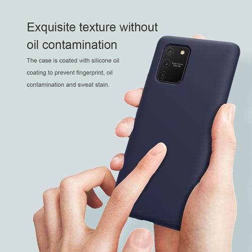 گارد سیلیکونی نیلکین سامسونگ Galaxy S10 Lite مدل Flex Pure