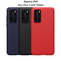 گارد سیلیکونی نیلکین Huawei P40 مدل Flex Pure