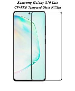 گلس نیلکین سامسونگ Galaxy S10 Lite مدل CP+PRO