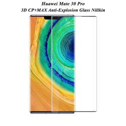 گلس نیلکین هوآوی Mate 30 Pro مدل 3D DS+MAX