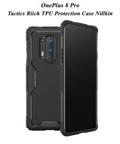 قاب محافظ نیلکین OnePlus 8 Pro مدل Tactics riich