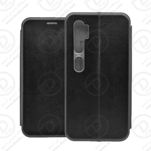 فلیپ کاور چرمی شیائومی Xiaomi Mi Note 10 Pro