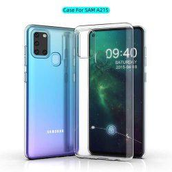 قاب ژله ای شفاف سامسونگ Galaxy A21s
