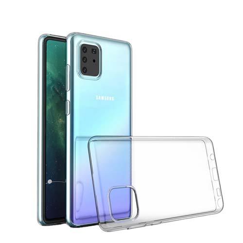 قاب ژله ای شفاف سامسونگ Galaxy A81